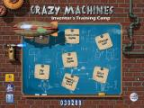 Crazy Machines 1.5: More Gizmos, Gadgets, & Whatchamacallits Windows Inventor's Training Camp - Main menu