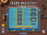Crazy Machines 1.5: More Gizmos, Gadgets, & Whatchamacallits Windows Inventor's Training Camp - Options