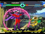 X-Men vs. Street Fighter PlayStation Due to Rogue's counterattack strength, Magneto's Force Field move could be activated successfully...