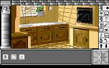 Chrono Quest Amiga Kitchen