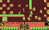 Fire King DOS under attack! - CGA