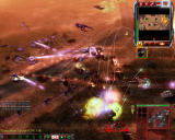Command & Conquer 3: Tiberium Wars Windows Defending the base from alien attack.
