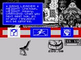 Sidewalk ZX Spectrum Won the last fight and took his money