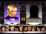 Tekken 3 PlayStation Choose your character.