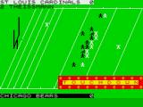 American Football ZX Spectrum Touchdown!