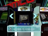 Namco Museum: 50th Anniversary Windows Locked game: Galaga '88
