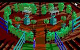 The Colonel's Bequest DOS Exploring the grounds