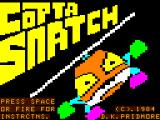 Copta Snatch Dragon 32/64 An equally impressive title screen