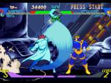 X-Men vs. Street Fighter PlayStation Gambit perceives Cyclops' open guard instant and, quickly, does his Bo staff-based blow Cajun Slash.