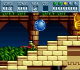 Putty Squad SNES You can reach higher places by inflating...