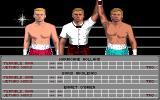 ABC Wide World of Sports Boxing Amiga Demo - the winner