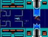 Submarine Attack SEGA Master System One of the alien specimans comes out for the kill