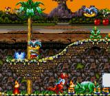 Oscar SNES Prehistoric level - Scene 1