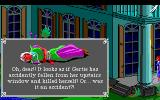 The Colonel's Bequest DOS Oh no!