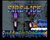 Fire & Ice Amiga CD32 Title screen