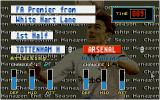 Championship Manager: End of 1994 Season Data Up-date Disk DOS Match