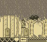 The Addams Family Game Boy The Graveyard