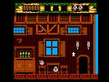 The Fantastic Adventures of Dizzy SEGA Master System House of some egg
