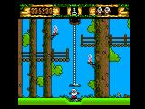 The Fantastic Adventures of Dizzy SEGA Master System Forest elevator