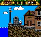 The Fantastic Adventures of Dizzy SEGA Master System Gaslight