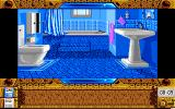 Explora III: Sous le signe du serpent Amiga Bathroom