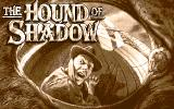 The Hound of Shadow Amiga Title screen