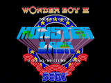 Sega Ages 2500: Vol.29 - Monster World: Complete Collection PlayStation 2 Wonder Boy III: Monster Lair - Arcade Title