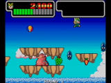 SEGA AGES 2500 Vol.29: Monster World Complete Collection PlayStation 2 Wonder Boy III: Monster Lair - Arcade In-game