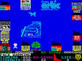 Paws ZX Spectrum The home you drop kittens into - notice the self-promotion of Artic