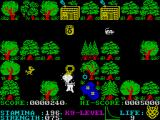 Paws ZX Spectrum I've stunned this one