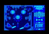Pinball Magic Amstrad CPC Controlling it