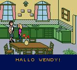 Wendy: Der Traum von Arizona Game Boy Color Meeting Moms.