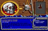 The Island of Lost Hope Amiga Death screen