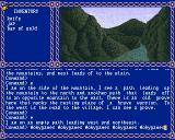 The Last Inca Amiga Mountain path