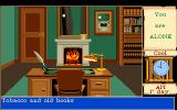 Mortville Manor Amiga Office