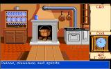 Mortville Manor Amiga Kitchen