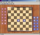 WinGenius Windows 3.x Ending a round of checkers
