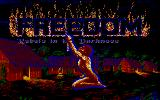 Freedom: Rebels in the Darkness Amiga Title screen