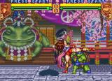 Teenage Mutant Ninja Turtles: Tournament Fighters SNES Huummm...