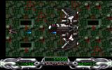 Lethal Zone Amiga First level boss