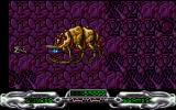 Lethal Zone Amiga Second level boss