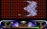 Lethal Zone Commodore 64 First level boss