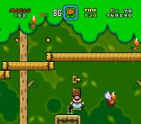 Super Mario World SNES Super Baloon Bros
