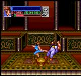 Super Double Dragon SNES Ouch!!