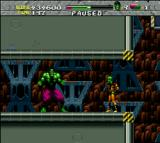 The Incredible Hulk SNES The final boss