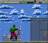 The Incredible Hulk SNES Don't mess with The Hulk!