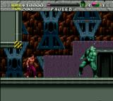 The Incredible Hulk SNES Bruce Banner