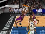 NBA Live 99 Windows Hey Shaq, no need to break it!