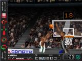 NBA Live 99 Windows The replay mode