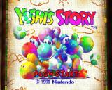Yoshi's Story Nintendo 64 Ahh, 1998, a good year...